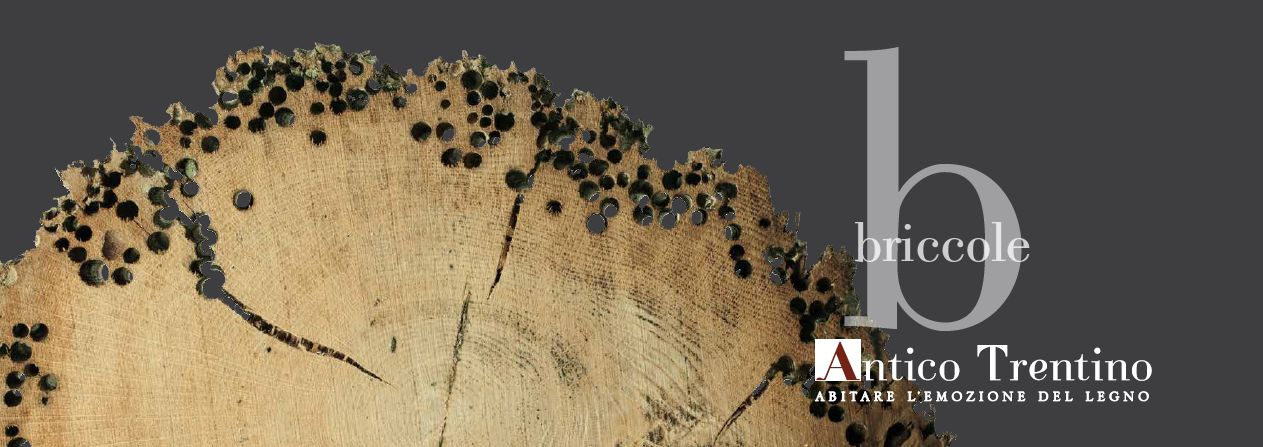 Briccole - Antico Trentino, dřevo z Benátek